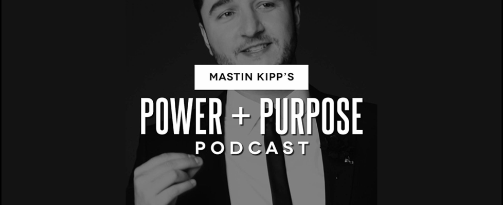 Here's How To Solve All Of Your Relationship Problems – The Power And Purpose Podcast – Episode #49
